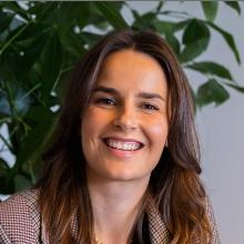 Sarah Askling - projektansvarlig hos Coach.dk