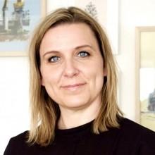 Profilbillede af Anne Mollerup Lanz på Stresslinien.dk